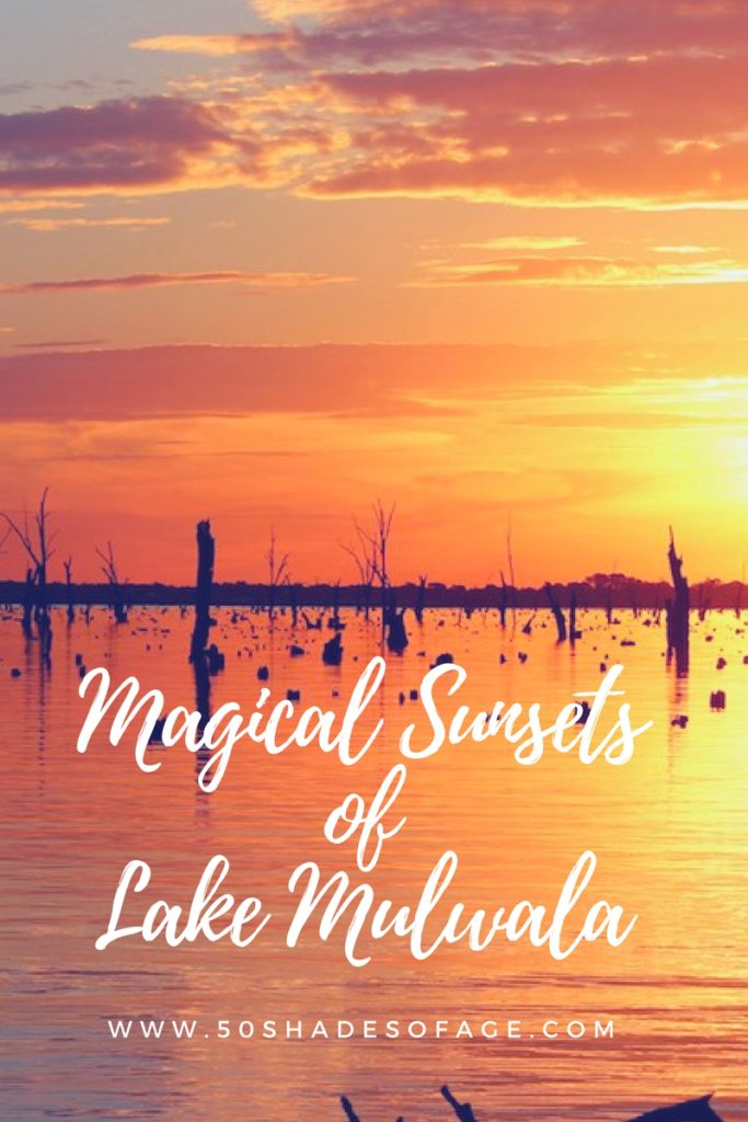 Magical Sunsets of Lake Mulwala