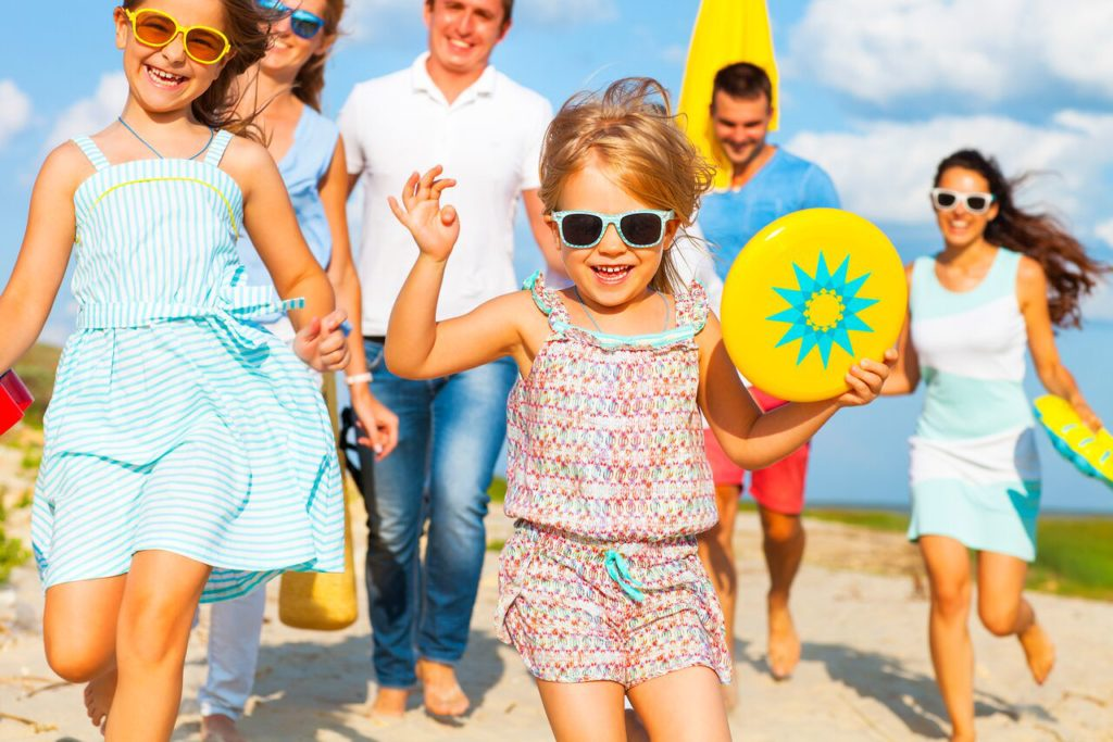 know how to have fun and stay safe in the sun