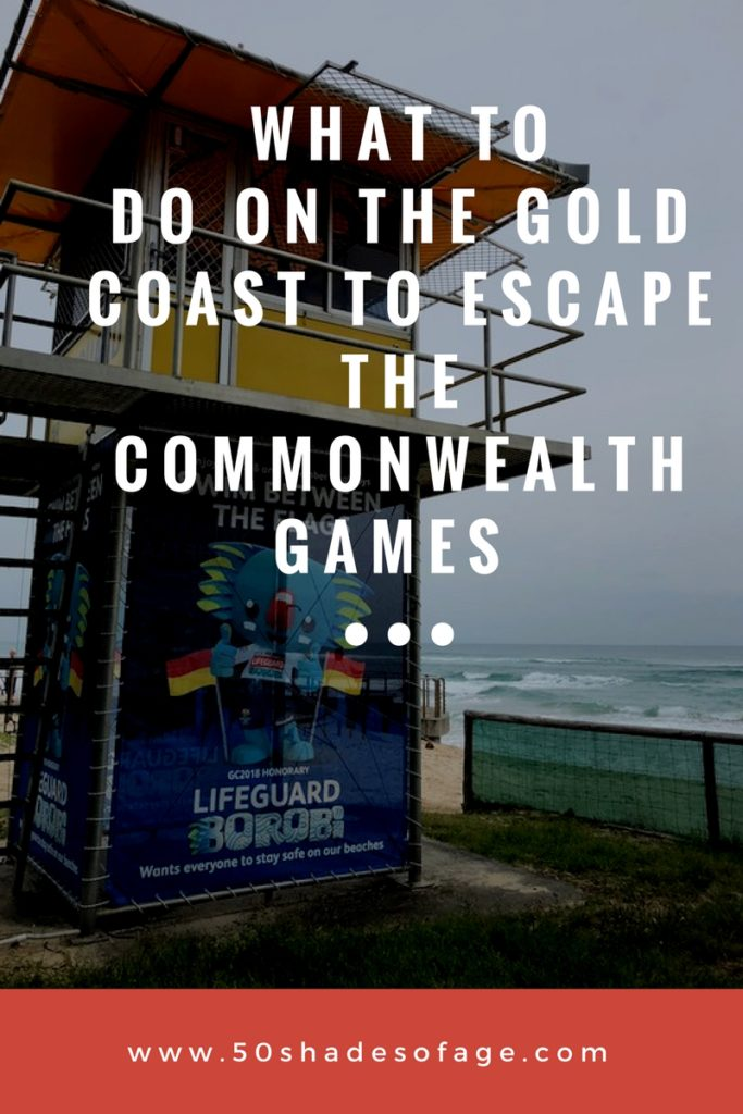 What To Do on the Gold Coast to Escape the Commonwealth Games