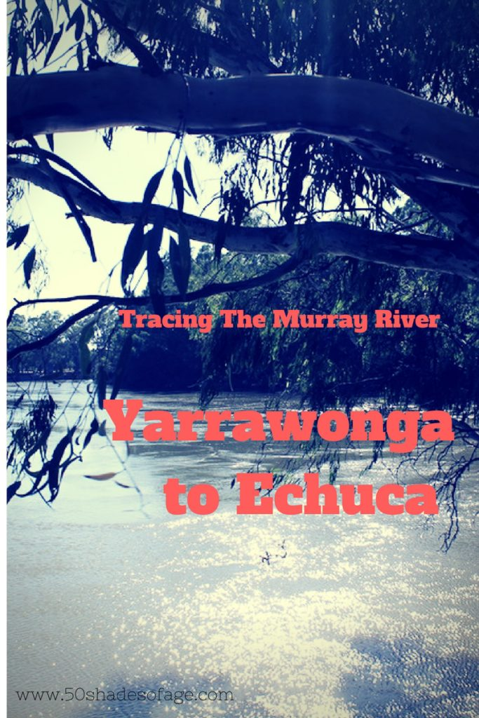 Tracing The Murray River from Yarrawonga to Echuca
