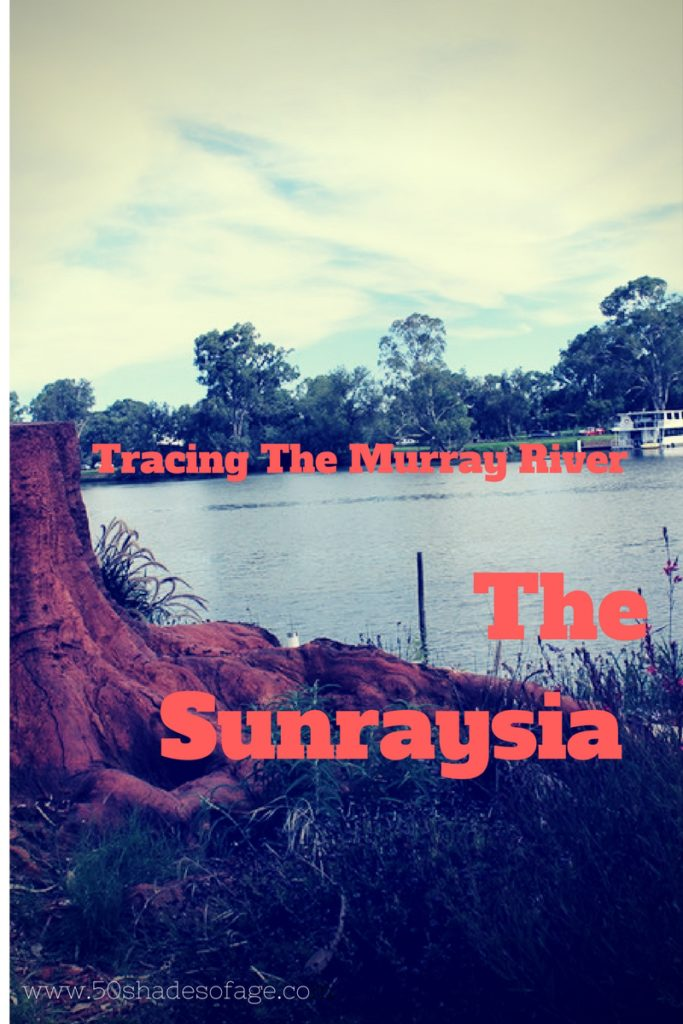 Tracing The Murray River: The Sunraysia