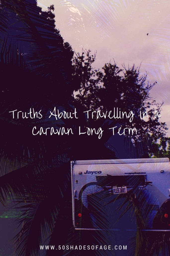 Truths About Travelling in a Caravan Long Term