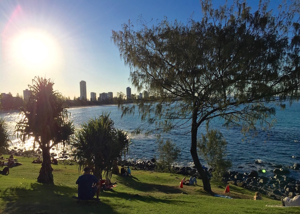 Beautiful Burleigh Heads in Pictures