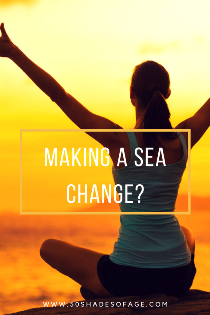 Making a Sea Change?