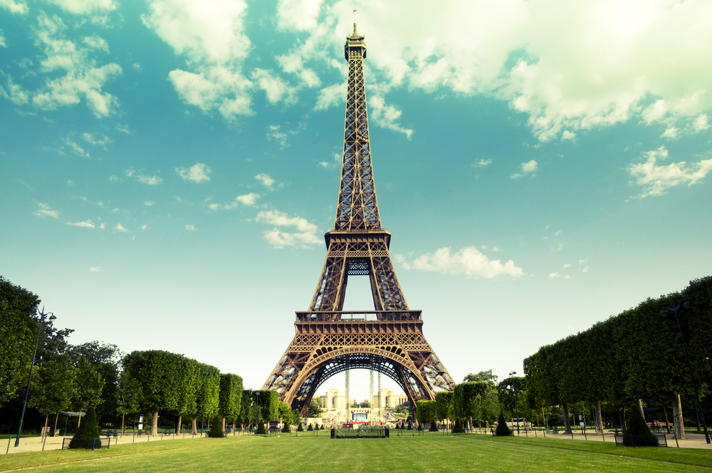 Vacationing in France