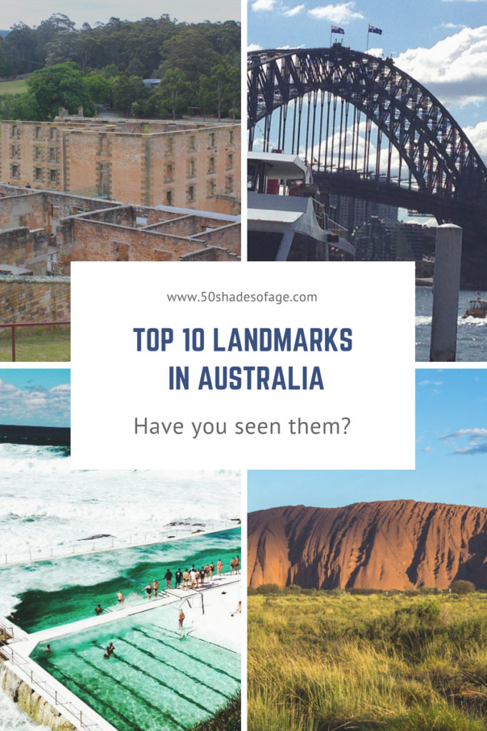 The Top Ten Landmarks in Australia – Have you seen them?
