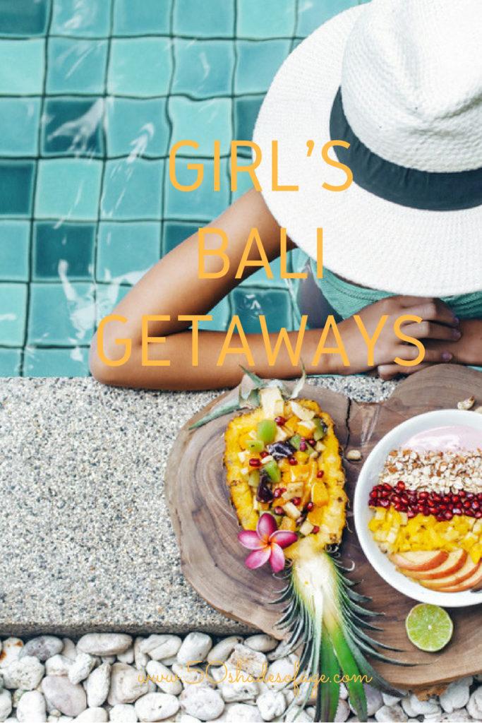 Girl's Bali Getaways