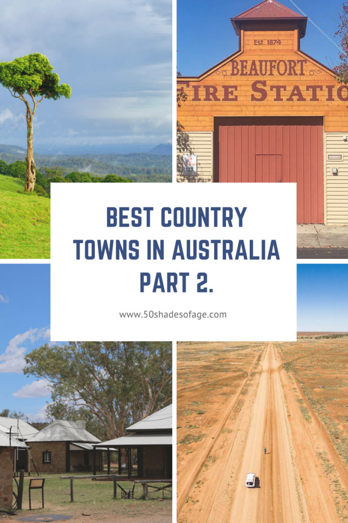 Best Country Towns in Australia Part 2