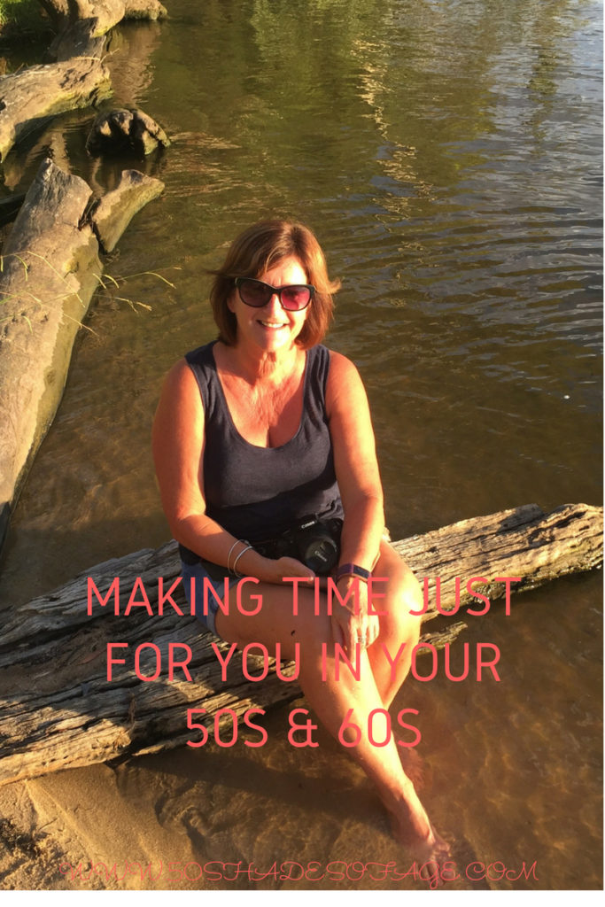 Making Time Just For You in Your 50s & 60s