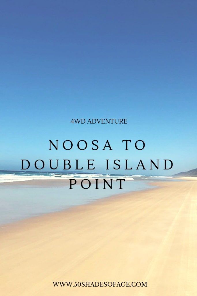 Noosa to Double Island Point