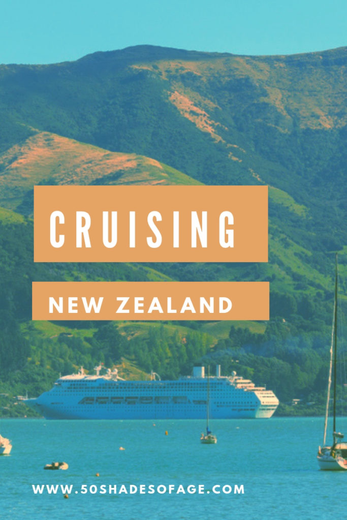 Cruising New Zealand
