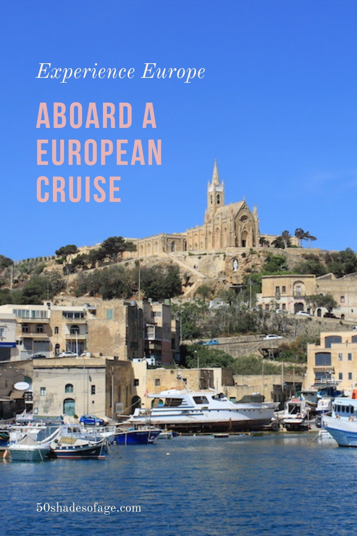 Experience Europe Aboard a European Cruise