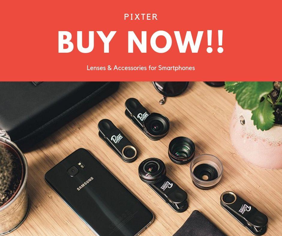 Pixter Smartphone Lenses