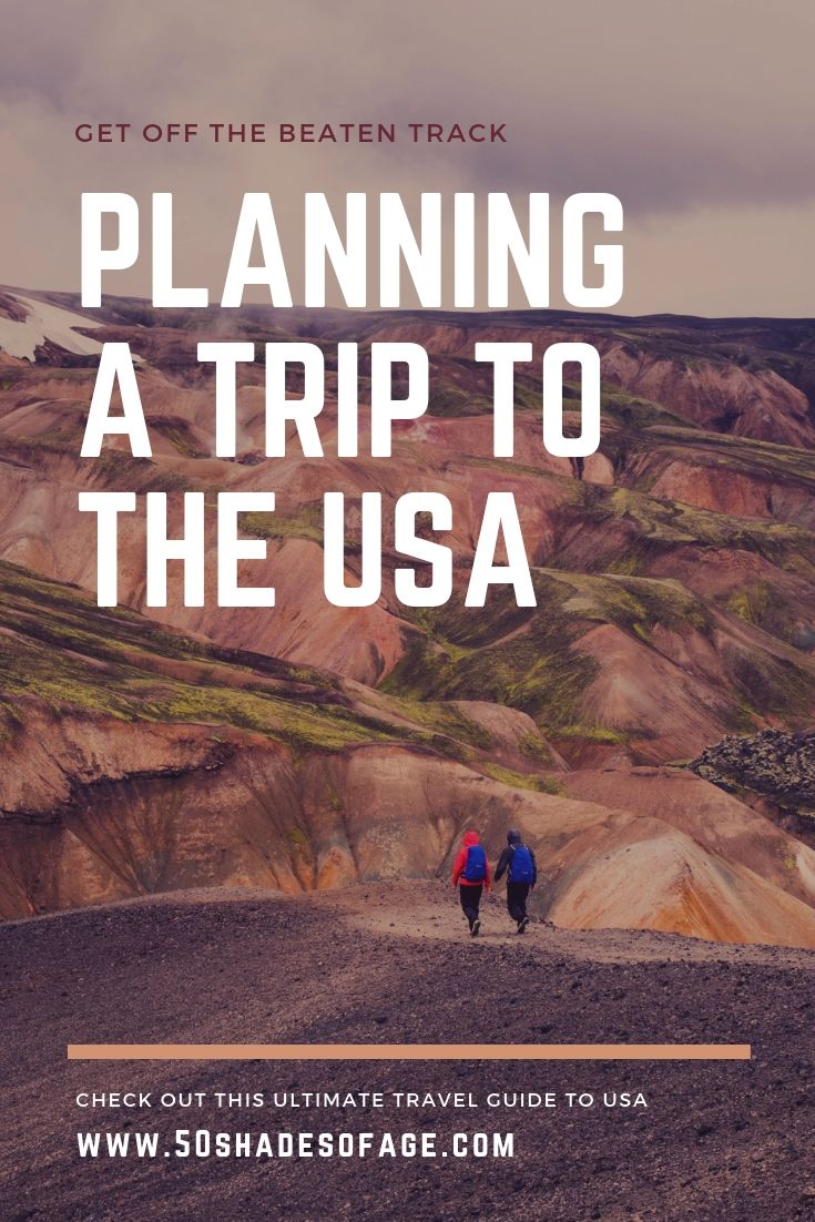 Planning a Trip to the USA