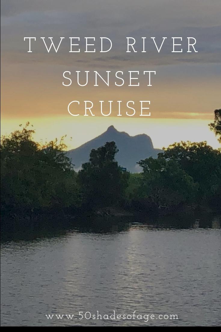 Tweed River Sunset Cruise