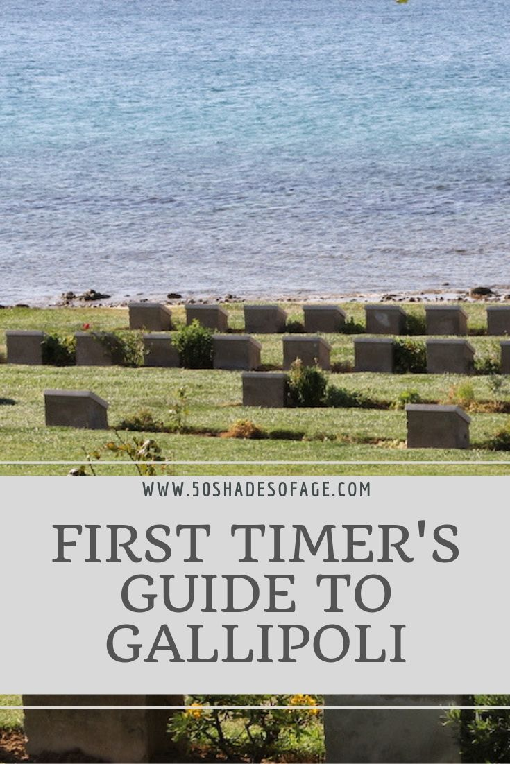 A First Timer's Guide to Gallipoli