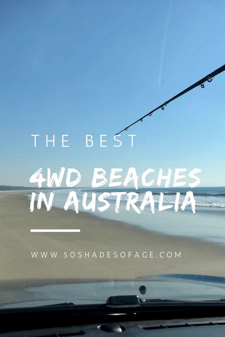 The Best 4WD Beaches in Australia