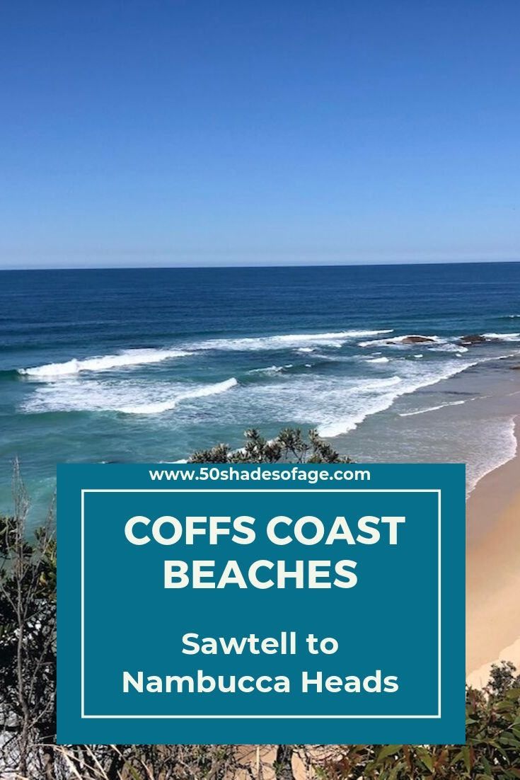 Coffs Coast Beaches: Sawtell to Nambucca Heads