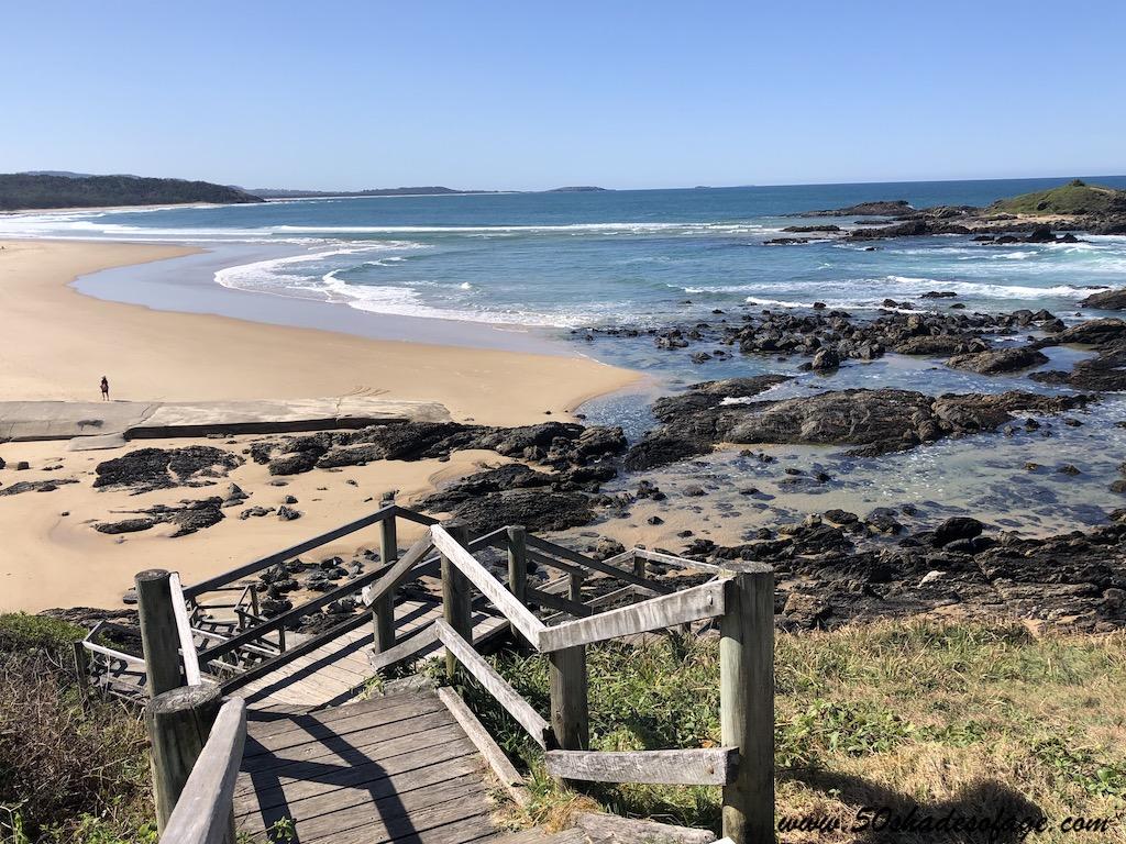 Australian Beaches: Northern NSWCoffs Coast Beaches: Sawtell to Nambucca Heads