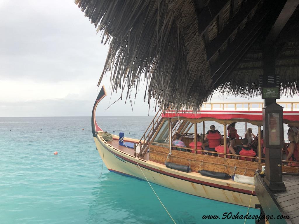 Heavenly Maldive Moments