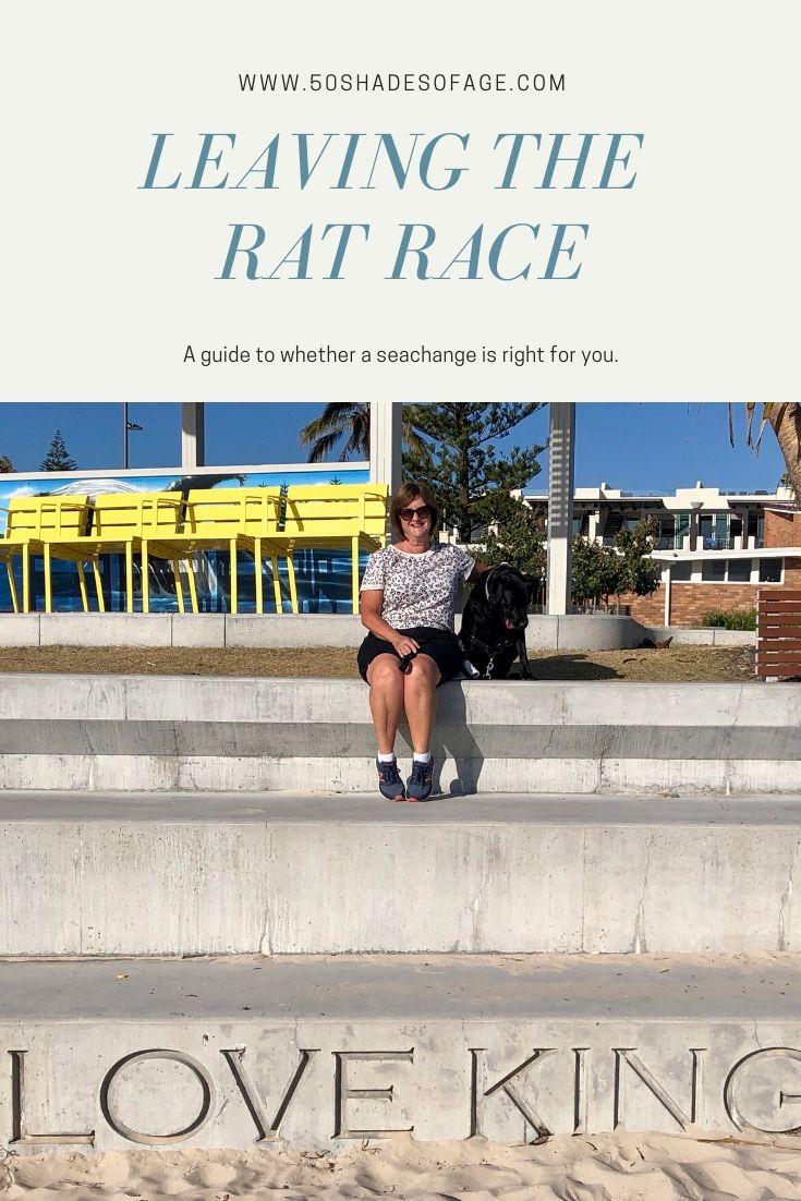 Leaving The Rat Race