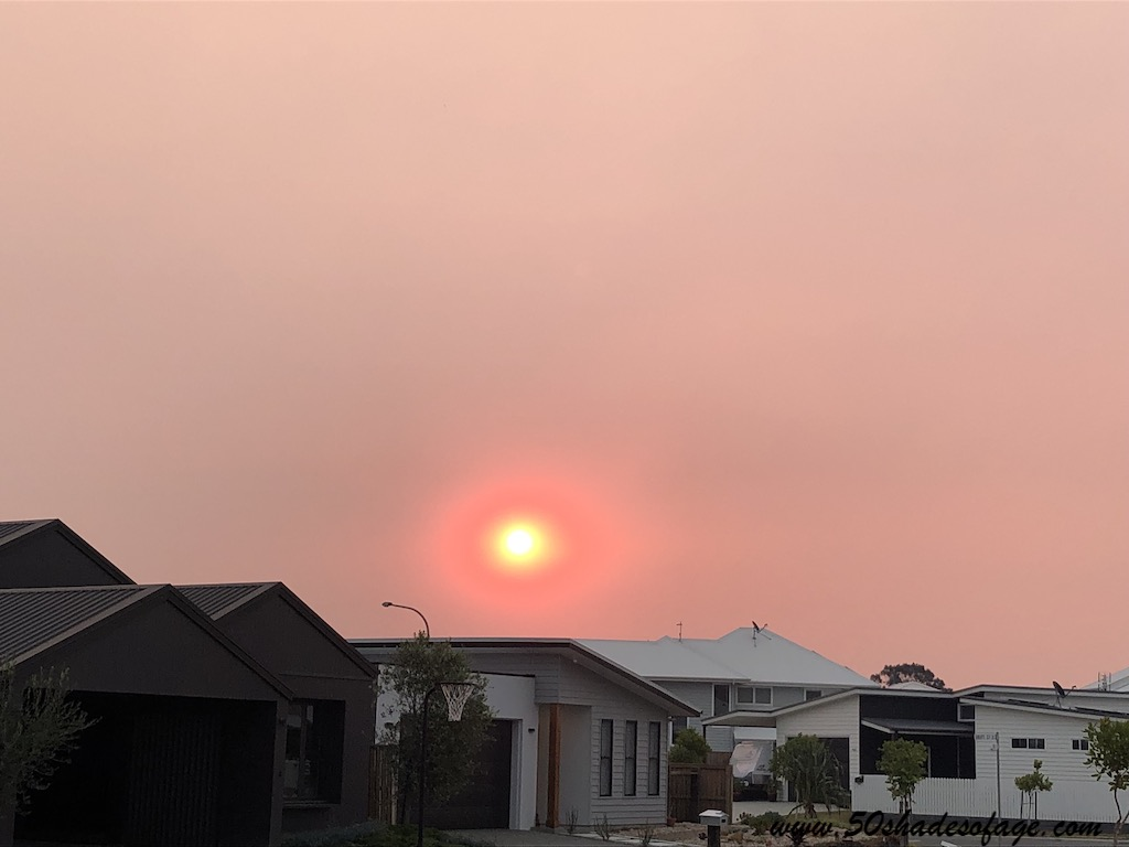 Australian Has Been Burning
