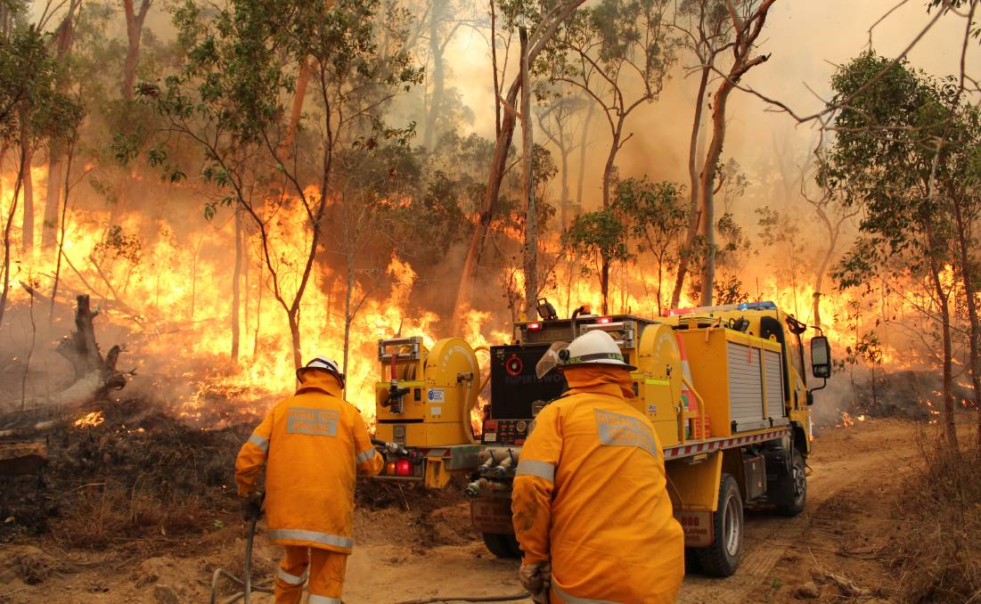 Australia Has Been Burning