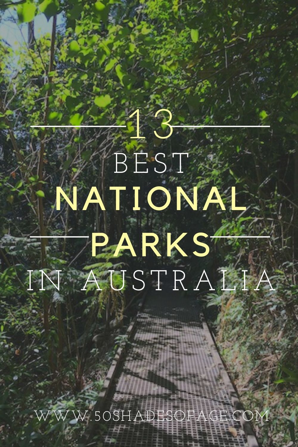 Best National Parks in Australia