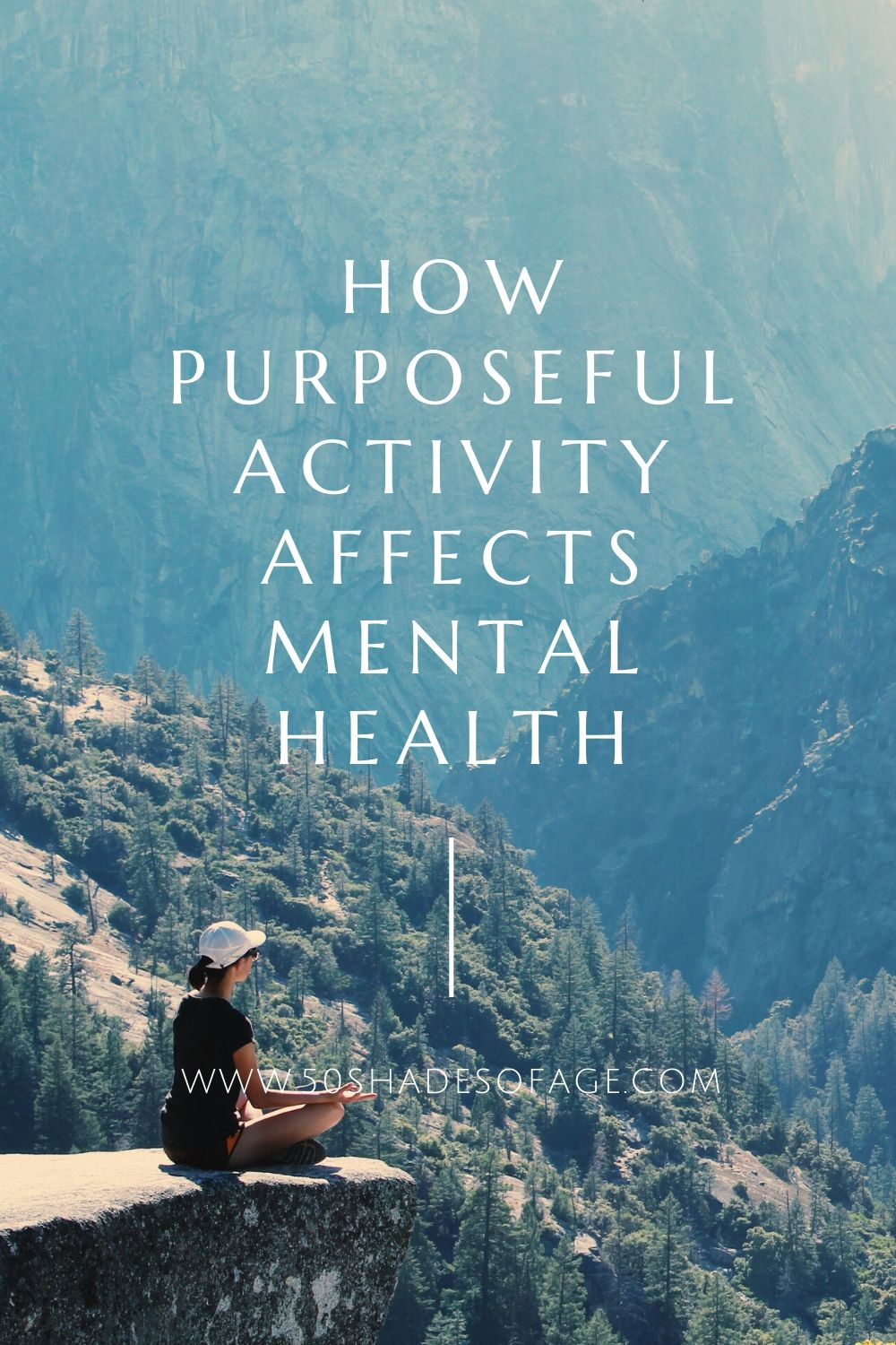 How Purposeful Activity Affects Mental Health