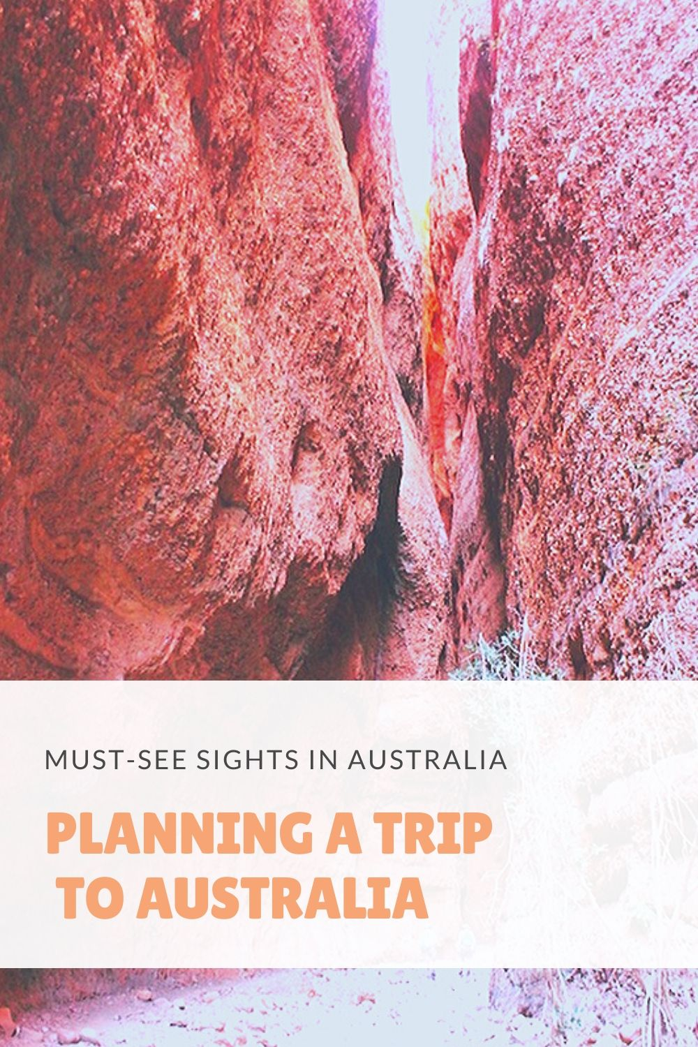 Planning a Trip to Australia