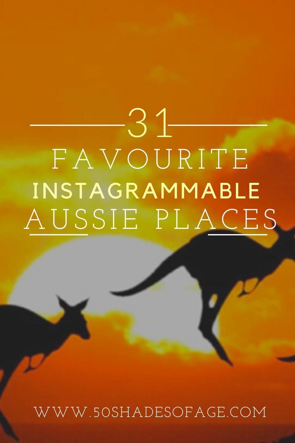31 Favourite Instagrammable Aussie Places