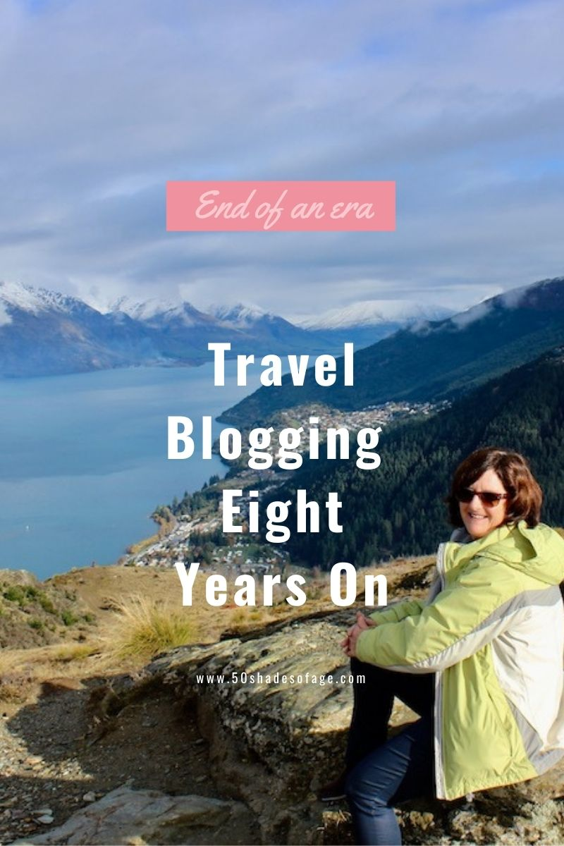Travel Blogging Eight Years On